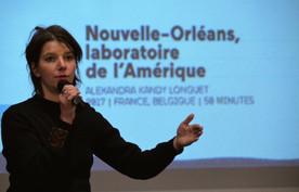 Alexandra Kandy Longuet, réalisatrice