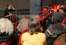 Marylin Marignan, doctorante en études cinématographiques à l'Université Lumière Lyon 2.