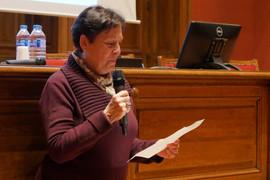 2018 11 14 - Anny Bedoucha (Interférences) - Université Lumière Lyon II