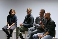 2018 11 07 - Isabelle Garcin-Marrou (Chercheuse en sciences de l'infomation), Simon Gadras (Chercheur en sciences de l'information), Christian Popp (Producteur), Alessandro Cassigoli (réalisateur) - Ce qui nous reste - UDL