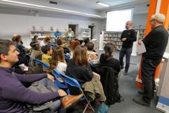 2018 11 09 - Thomas Renoud-Grappin - Bibliothèque du 3e - À l'infini