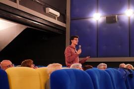 14 11 2019 - Cinéma le Zola - Au dos de nos images