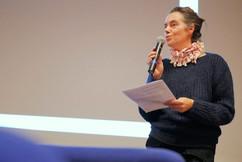 2018 11 08 - Isabelle Barthèlemy (Interférences) - Ondes noires - Théâtre Astrée