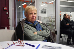 15 11 2019 - Bibliothèque Duguesclin - Cinq femmes - Marie-Reine Jazé-Charvolin (Interférences)