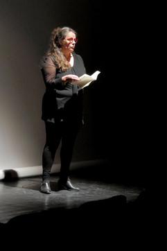 2018 11 08 - Claire Truche (Directrice artistique du Théâtre Astrée) - À ma mesure
