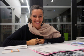 06 11 2019 - Ouverture du festival - Université de Lyon - Isabelle Barthélémy (Interférences)