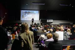 06 11 2019 - Ouverture du festival - Université de Lyon - Caroline Gil (Interférences)