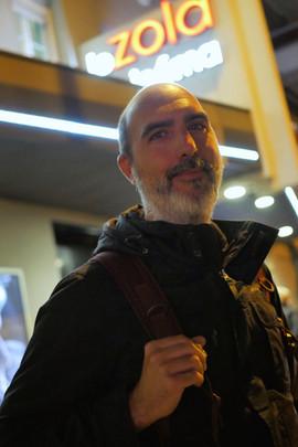 2018 11 07 - Jeff Silva (réalisateur) - Linefork - Le Zola -