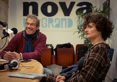 2018 11 13 - Vartane Ohanian (Interférences) et Gaïa Formenti (Réalisatrice) - Radio Nova