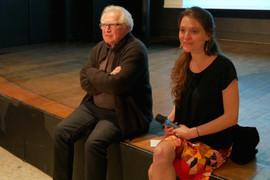 2018 11 10 - Daniel Deshays (Preneur de son) et Frédérique Monblanc (Interférences) - L'esprit des lieux - Villa Gillet
