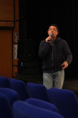 07 11 2019 - Théâtre Astrée - Carnets 88 - Yvan Bruneau (Maître de conférences en Sciences Politiques à l'Université Lumière Lyon 2)