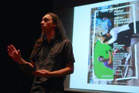 Raphaël Jaudon, chercheur en études cinématographiques à l'Université Lumière Lyon 2