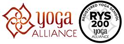 Yoga Alliance Registerd School
