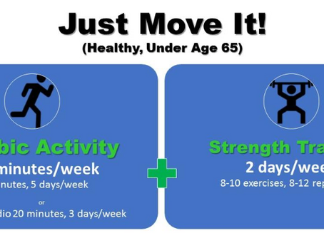 Growth Mindset Habit #4: Just Move It!