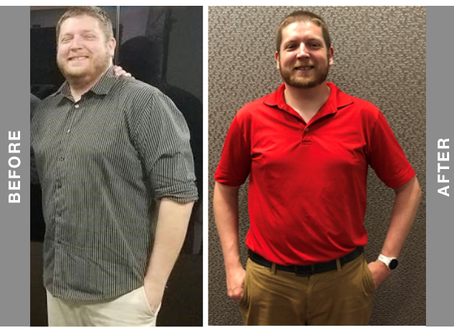 Wellness Success Story – James