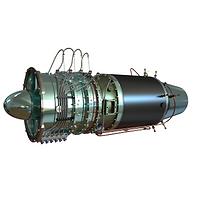 Tj-1000 -Turbojet