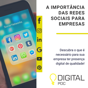 A importância das Redes Sociais para empresas?