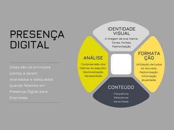 Como melhorar a presença digital da minha empresa?
