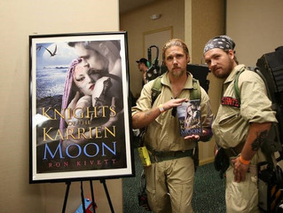 Ghost Busters Certify Knights of the Karrien Moon
