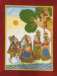 Natkhat Krishna