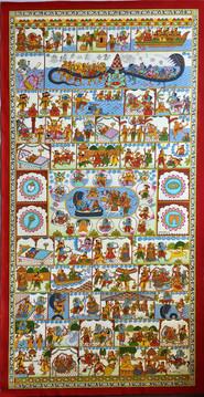 Story of Dashavtar