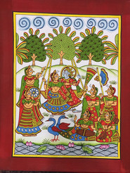 Radha- Krishna