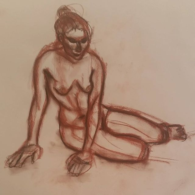 5 minute figure drawing