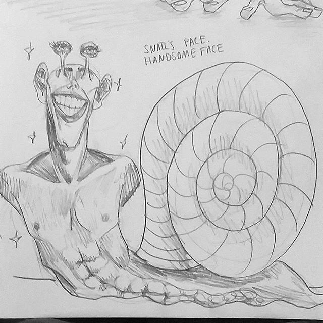 Snail's Pace, Handome Face