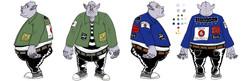 Braxton Bogie the Punk Troll