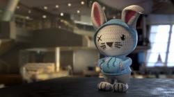 Light/comp. Bunny courtesy of TDU