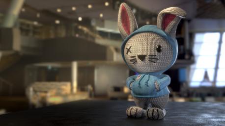 Responsible for FG lighting, Bunny courtesy of TDU