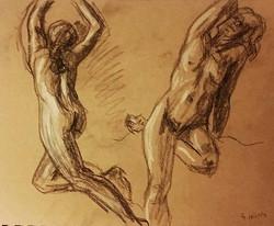 5 minute drawings