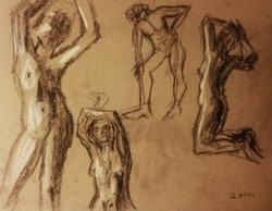 2 minute drawings
