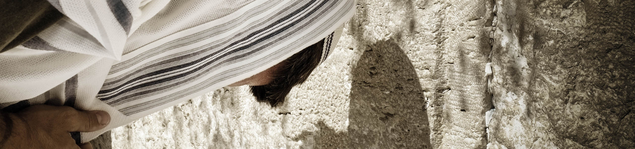 Recognised as a jew - kotel visit