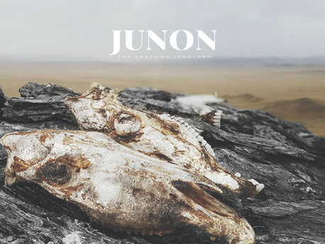 JUNON sort son premier EP 4 titres - Chronik de « The Shadows Lengthen »