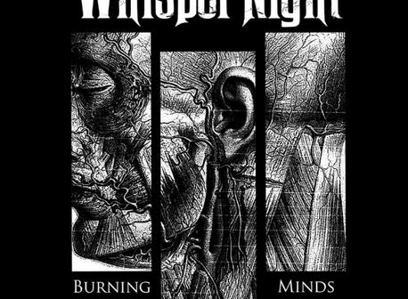 "WHISPER NIGHT - Chronik de ""BURNING MINDS"""
