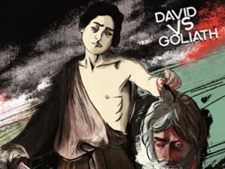"""Bursting Wonderland - Chronik de """"David Vs Goliath"""""""