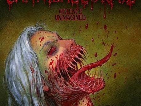 "CANNIBAL CORPSE -  Chronik de ""Violence Unimagined"""