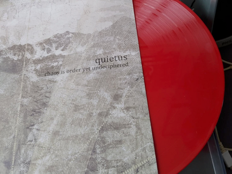 "Quietus – Chronik de ""Chaos is Order yet Undeciphered"""