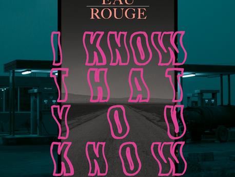 """les allemands de EAU ROUGE sortent leur nouveau clip """"I Know That You know"""""""