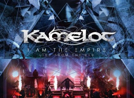 KAMELOT - Nouvel album LIVE !