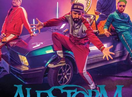 "ALESTORM sort son clip ""PIRATE METAL DRINKING CREW"" !"