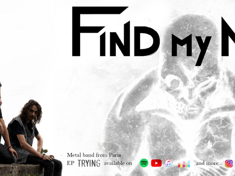 """FIND MY NAME - Chronik de """"Trying"""""""