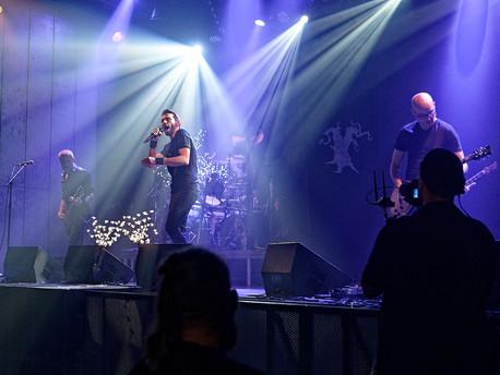 """Live-report du concert (captation) de """"The Old Dead Tree"""""""