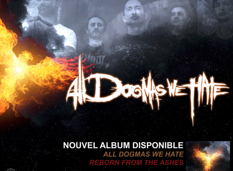 ALL DOGMAS WE HATE sort son nouvel opus !