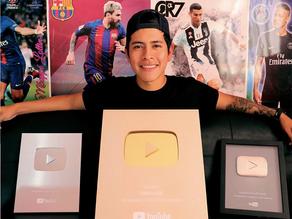 """""""Orgullo Boliviano"""" en YouTube, Edson Castro"""