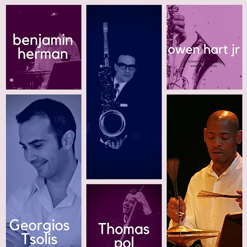 Benjamin herman & Georgios Tsolis trio