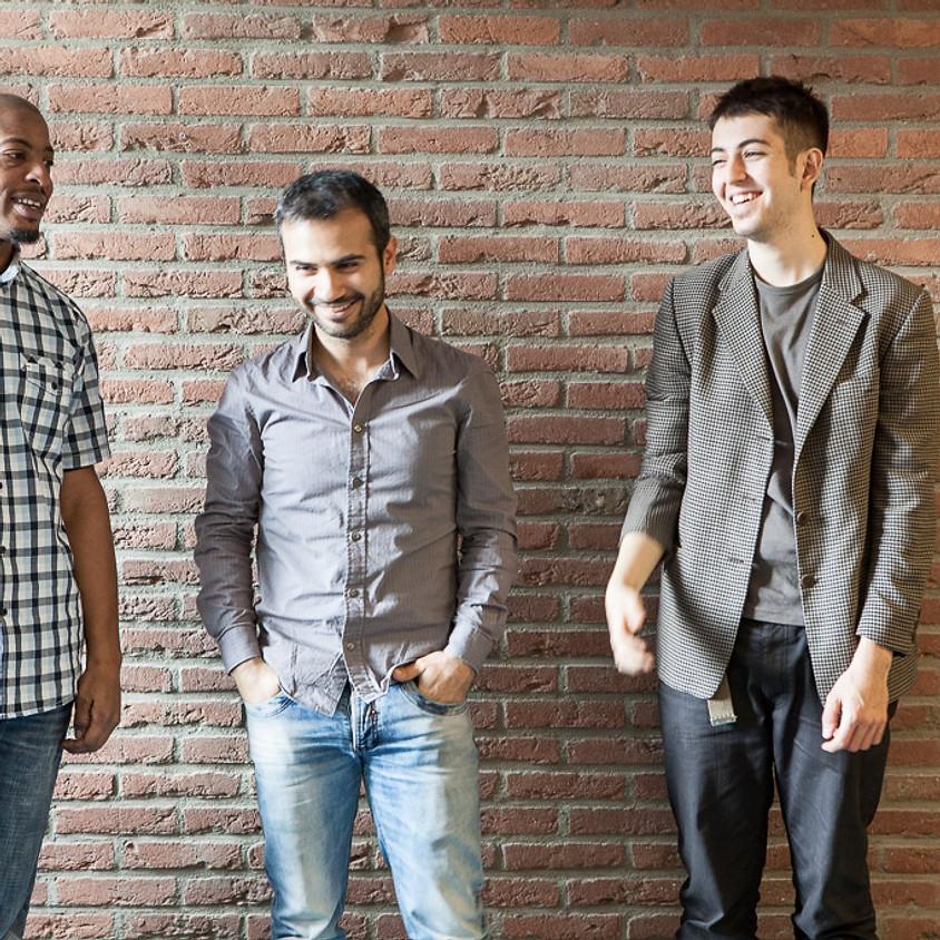 Georgios Tsolis trio live@Dizzy