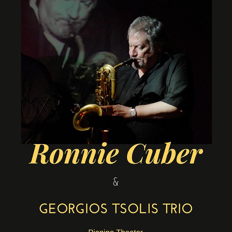 Ronie Cuber & Georgios Tsolis trio live @ Dizzy jazz club
