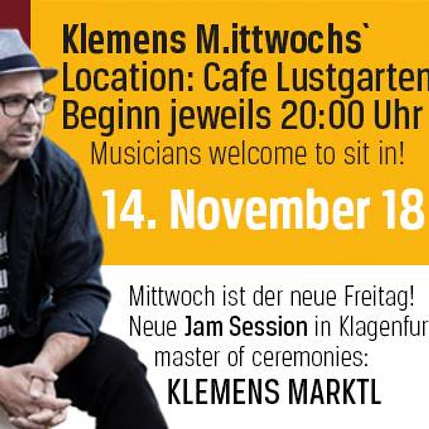 Klemens Marktl  Wednesday